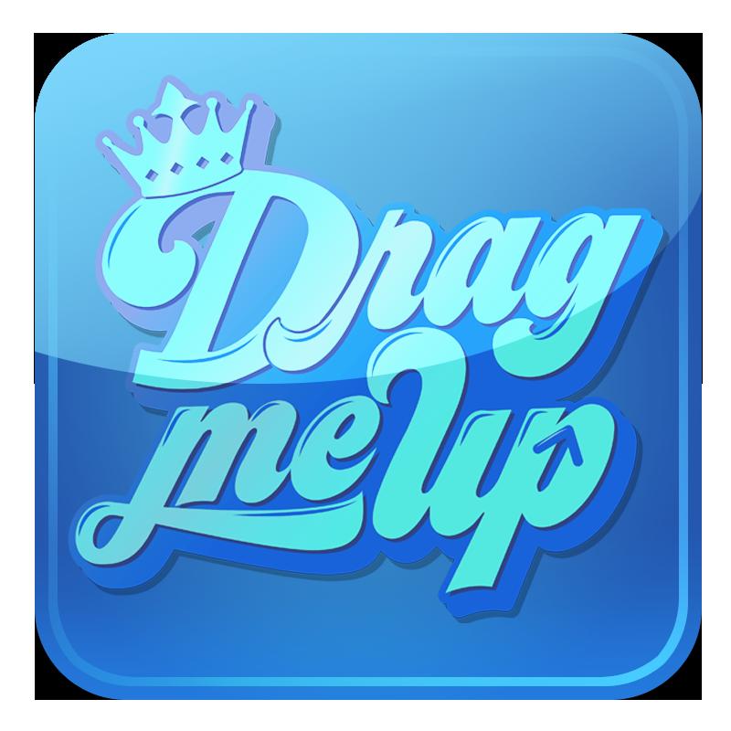 icone du menu de la soirée Drag Me Up